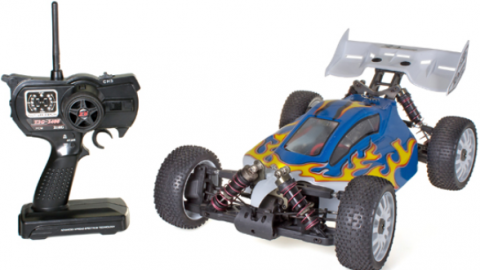 Coche RC Buggy Brushless 80km/h