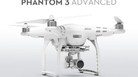 Phantom 3 Advanced desde Europa