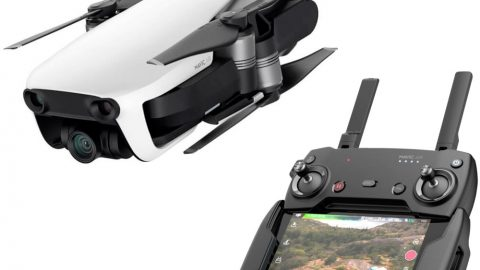 DJI MAVIC AIR por 626€