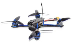 Racer Bfight 210mm receptor Flysky