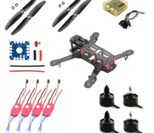 Kit drone carreras por 68€
