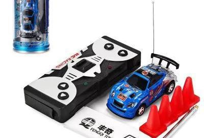 Mini coche rc por 1.64€