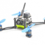 BAT - 100 100mm Mini FPV Racing Drone - PNP
